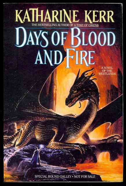 Image for Days of Blood and Fire