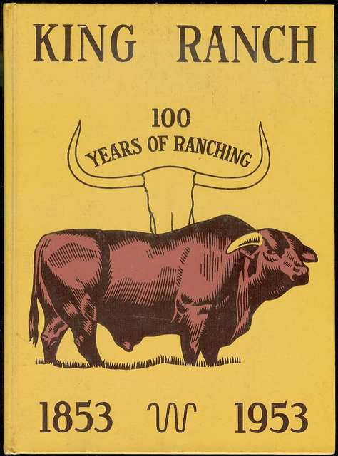 Image for King Ranch: 100 Years of Ranching