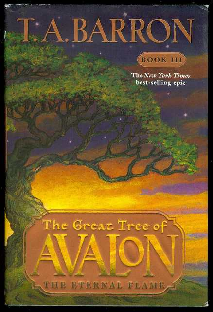 Image for The Eternal Flame (The Great Tree of Avalon, Book Three)