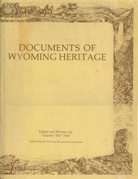 Image for Documents of Wyoming Heritage