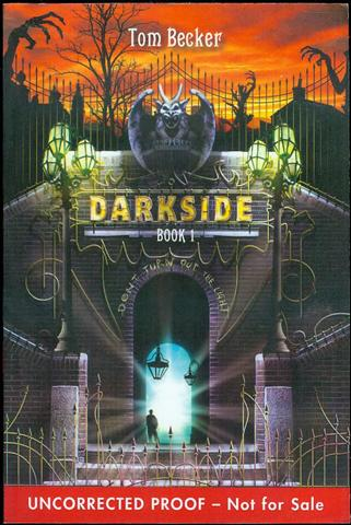 Image for Darkside (Darkside Book 1)