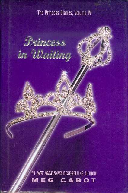 Image for Princess in Waiting (The Princess Diaries, Volume IV)