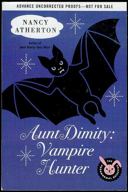 Image for Aunt Dimity: Vampire Hunter