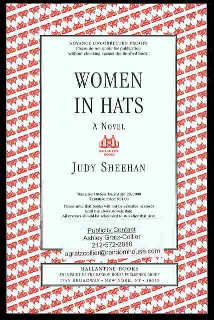 Image for Women in Hats