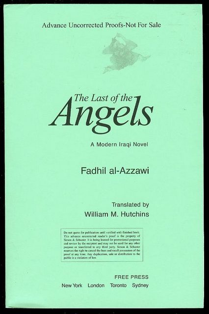 Image for The Last of the Angels