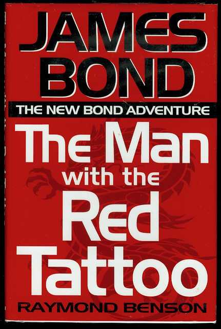 Image for The Man With the Red Tattoo