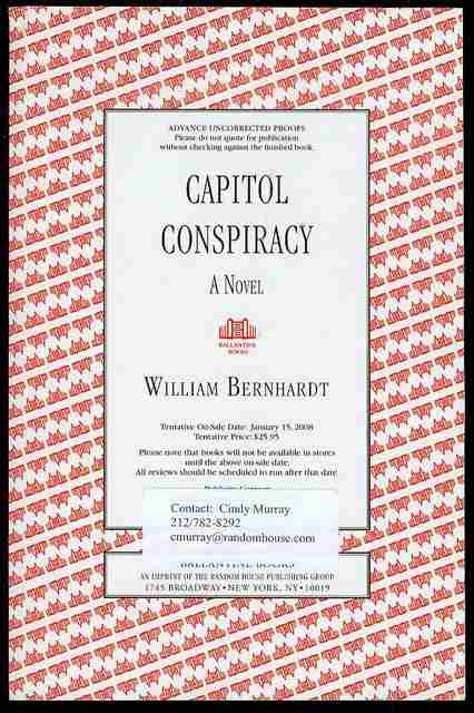 Image for Capitol Conspiracy