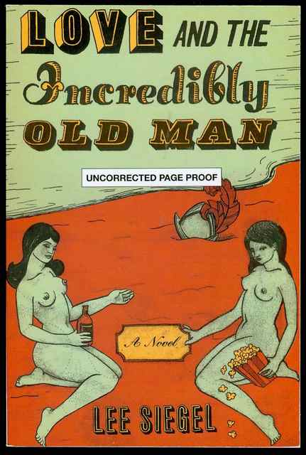 Image for Love and the Incredibly Old Man
