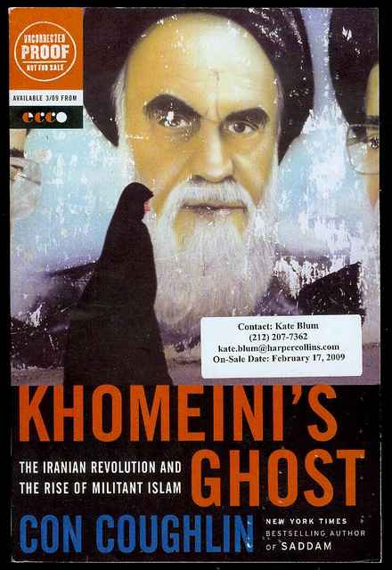 Image for Khomeini's Ghost: The Iranian Revolution and the Rise of Militant Islam