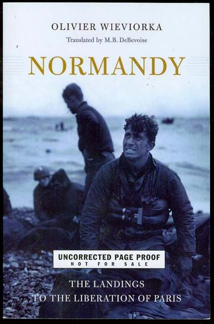 Image for Normandy: The Landings to the Liberation of Paris