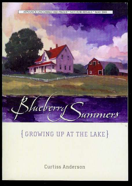 Image for Blueberry Summers: Growing Up at the Lake