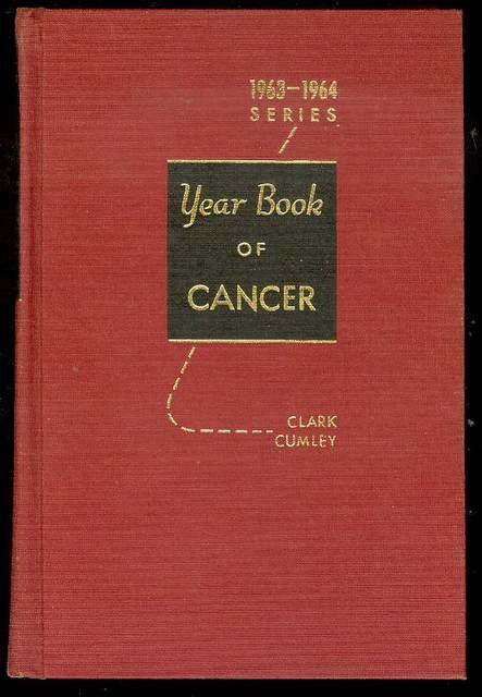 Image for The Year Book of Cancer 1963-1964