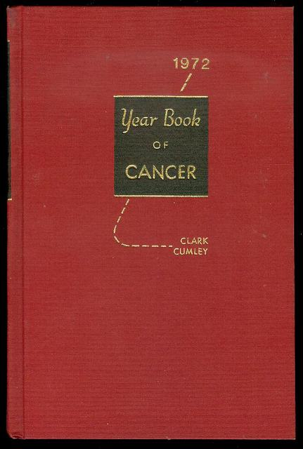 Image for The Year Book of Cancer 1972
