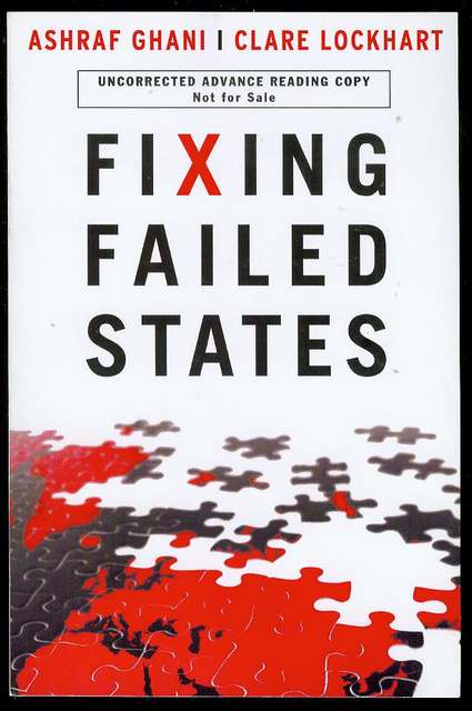 Image for Fixing Failed States