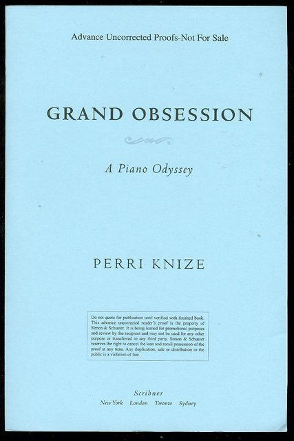 Image for Grand Obsession: A Piano Odyssey