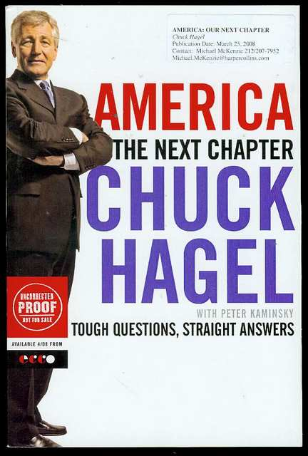 Image for America: Our Next Chapter: Tough Questions, Straight Answers