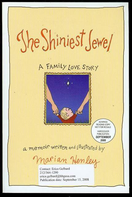 Image for The Shiniest Jewel: A Family Love Story