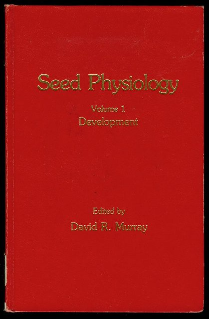 Image for Seed Physiology: Volume 1 - Development