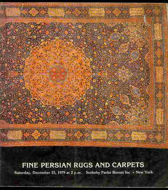 Image for Fine Persian Rugs and Carpets (Saturday, December 15, 1979)