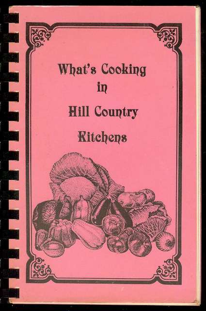 Image for What's Cooking in Hill Country Kitchens