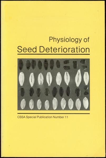 Image for Physiology of Seed Deterioration