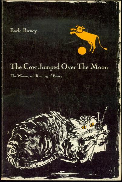 Image for The Cow Jumped over the Moon: The Writing and Reading of Poetry
