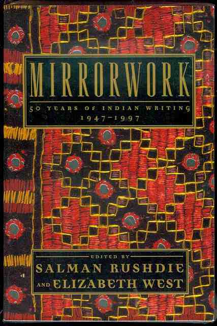 Image for Mirrorwork: 50 Years of Indian Writing 1947-1997