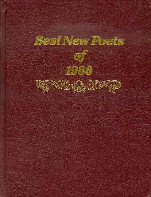 Image for Best New Poets of 1988