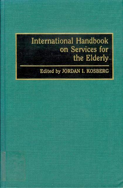 Image for International Handbook on Services for the Elderly
