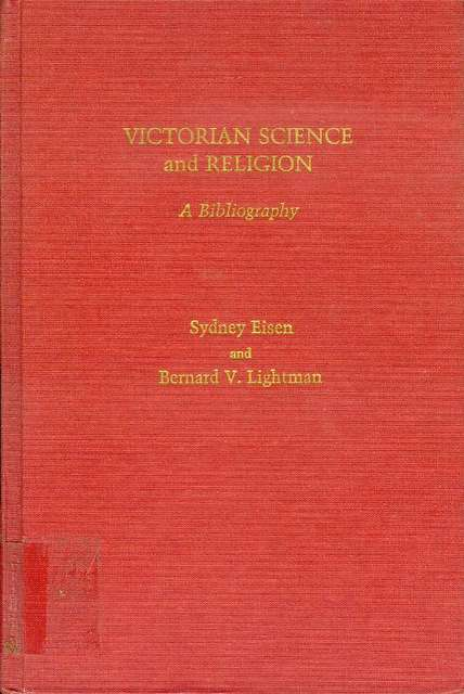 Image for Victorian Science and Religion: A Bibliography