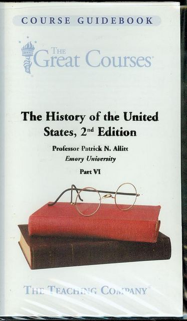 Image for The History of the United States, 2nd Edition (Part VI)