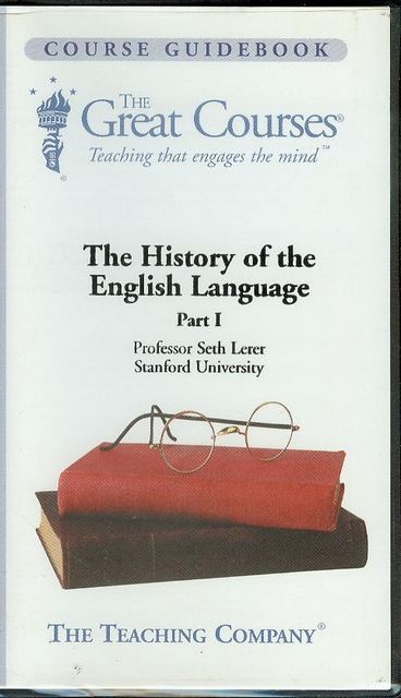 Image for The History of the English Language (Part I)