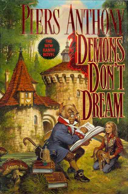 Image for Demons Don't Dream