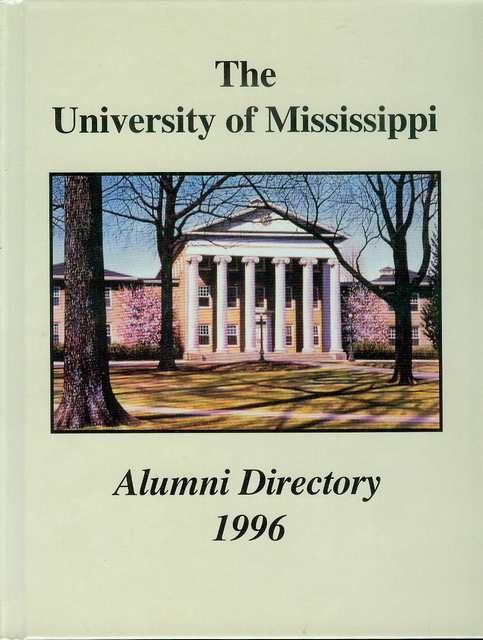 Image for Alumni Directory 1996
