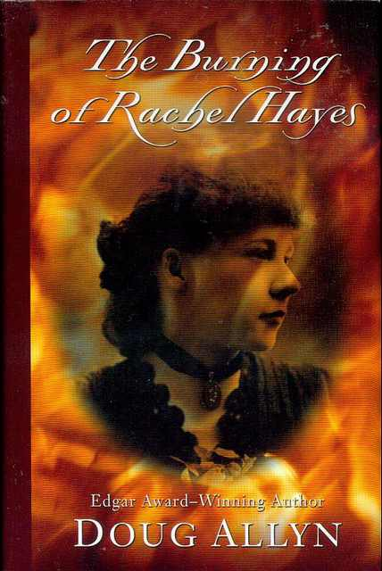 Image for The Burning Of Rachel Hayes