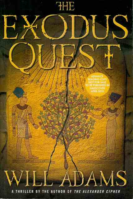 Image for The Exodus Quest