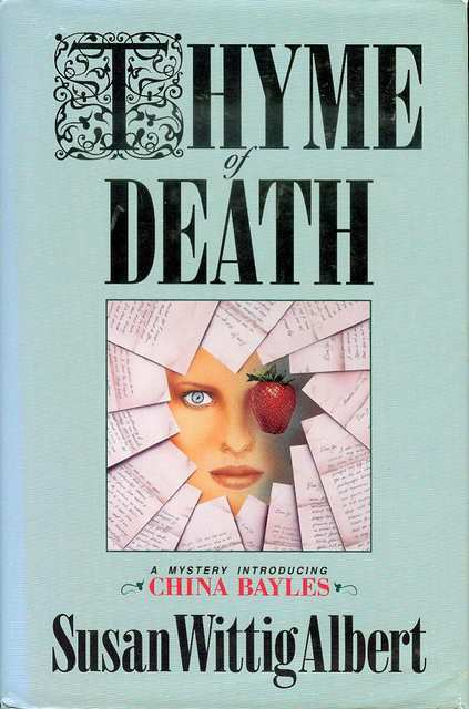 Image for Thyme of Death