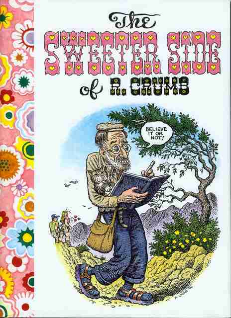 Image for The Sweeter Side of R. Crumb