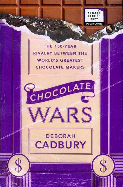 Image for Chocolate Wars: The 150-Year Rivalry Between the World's Greatest Chocolate Makers