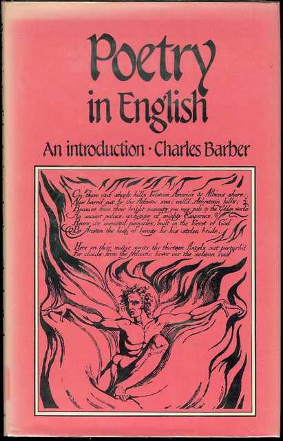 Image for Poetry in English: An Introduction