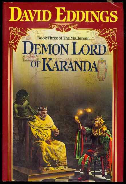 Image for Demon Lord of Karanda (The Malloreon, Book 3)