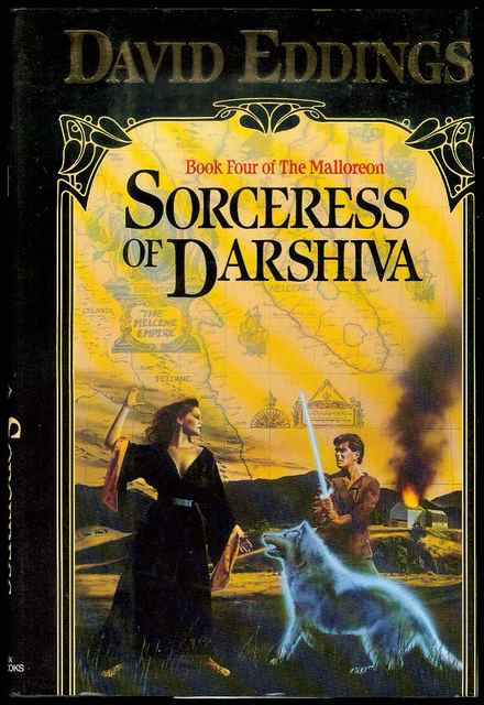 Image for Sorceress of Darshiva (The Malloreon, Book 4)