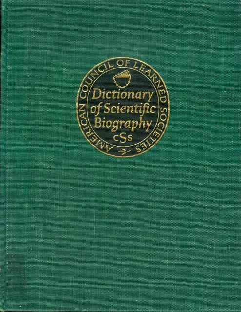Image for Dictionary of Scientific Biography: Volumes 9 & 10 - Macrobuus to Piso