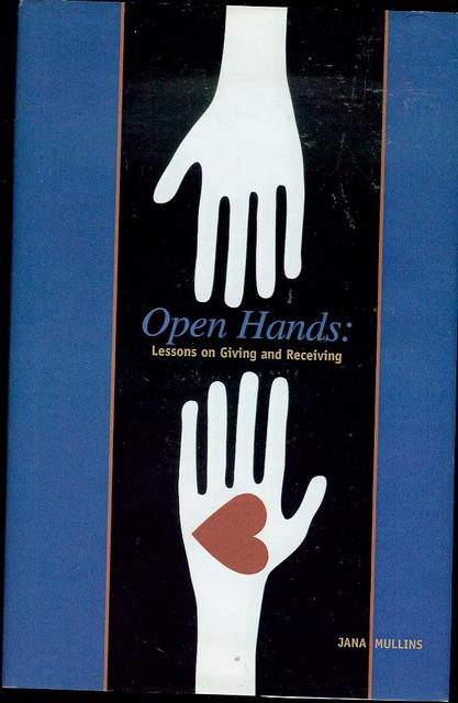 Image for Open Hands: Lessons on Giving and Receiving