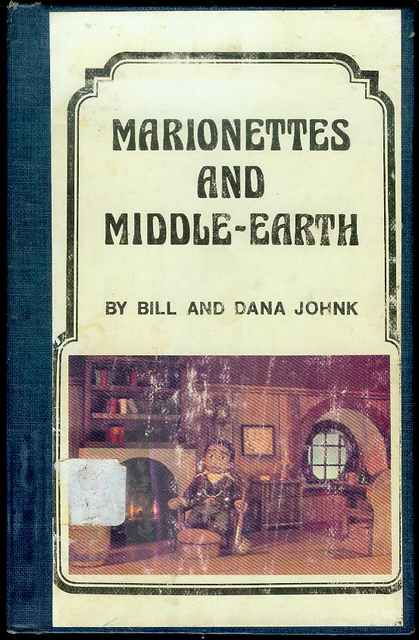 Image for Marionettes and Middle-Earth