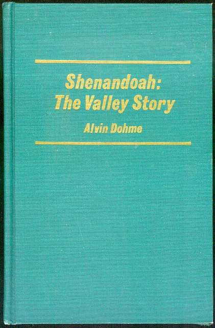 Image for Shenandoah: The Valley Story