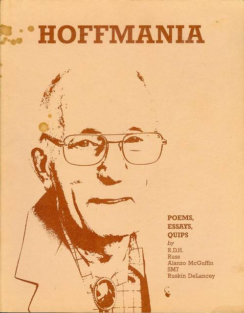 Image for Hoffmania: Poems, Essays, Quips