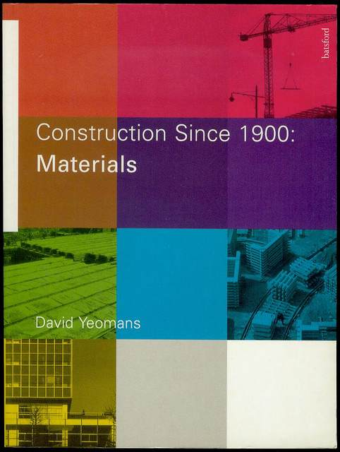 Image for Construction Since 1900: Materials