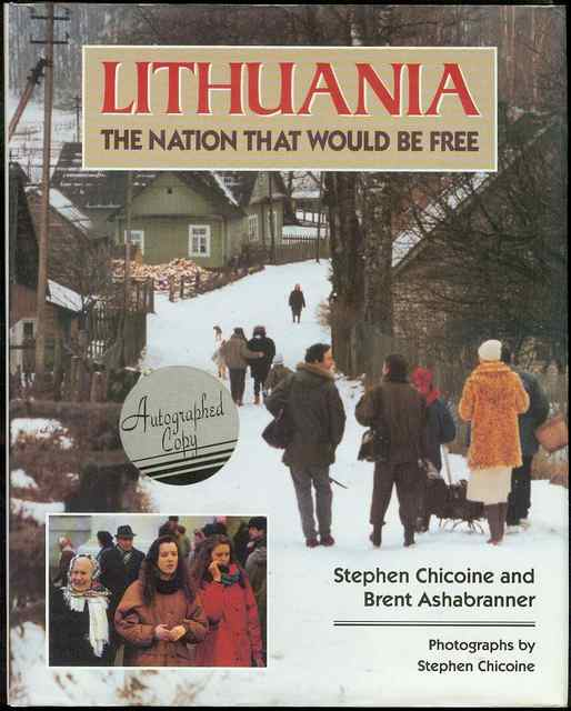 Image for Lithuania: The Nation That Would Be Free