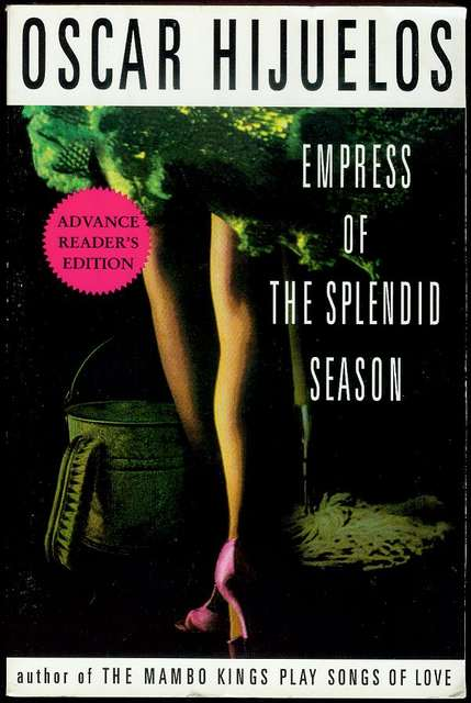 Image for Empress of the Splendid Season